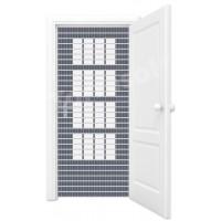 Vliegengordijn deur